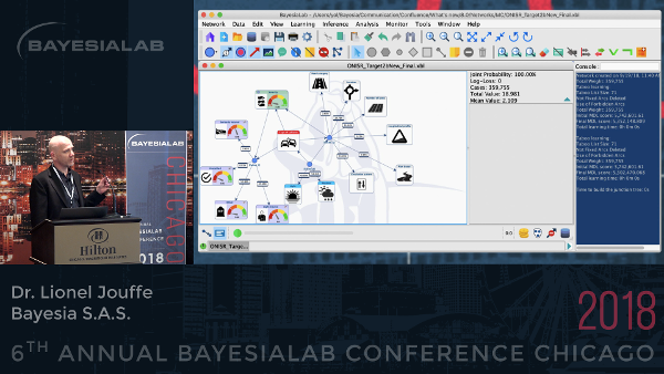 2018-11-01 BayesiaLab Conference Jouffe 2