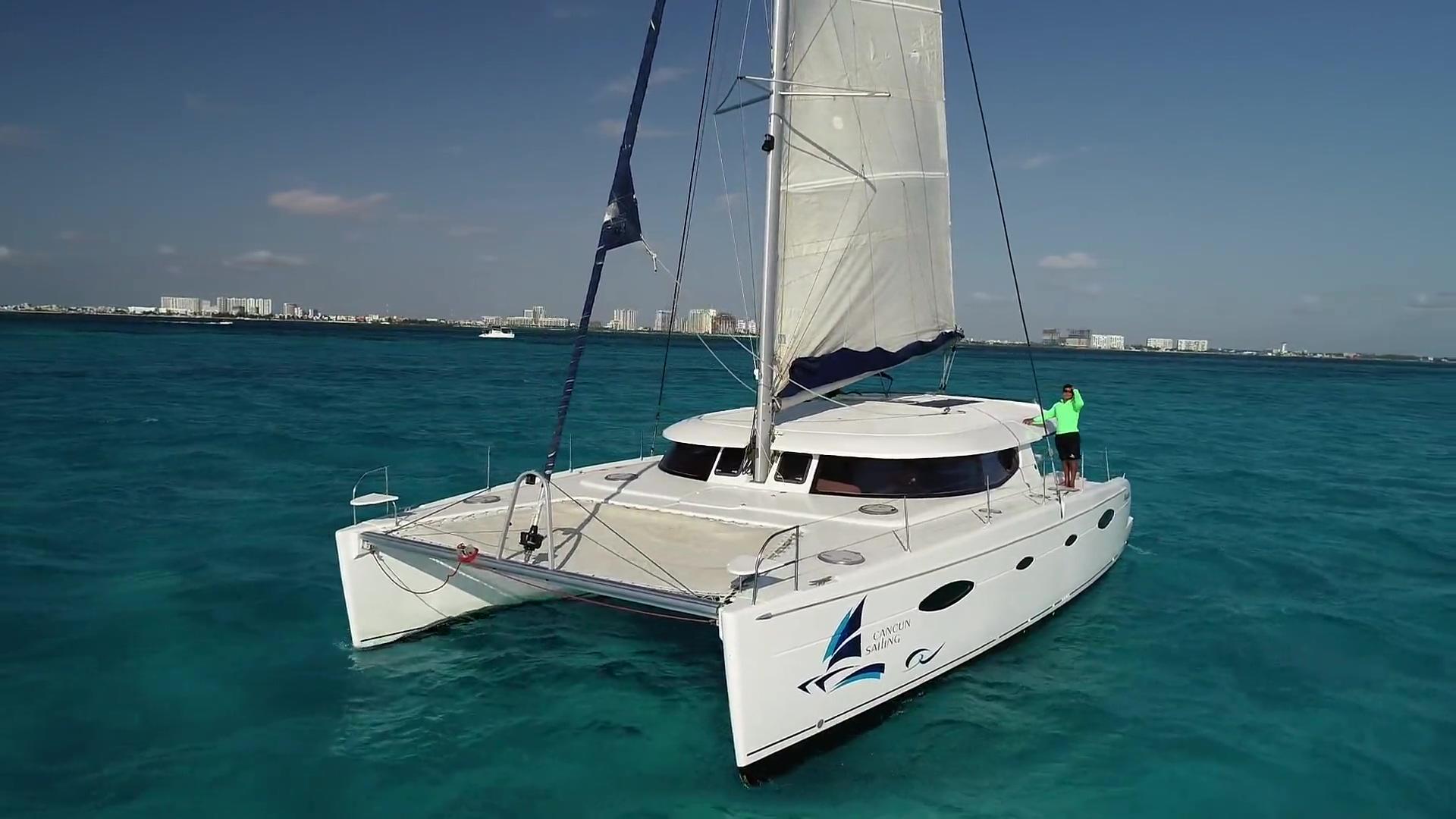 Catamaran Megaira