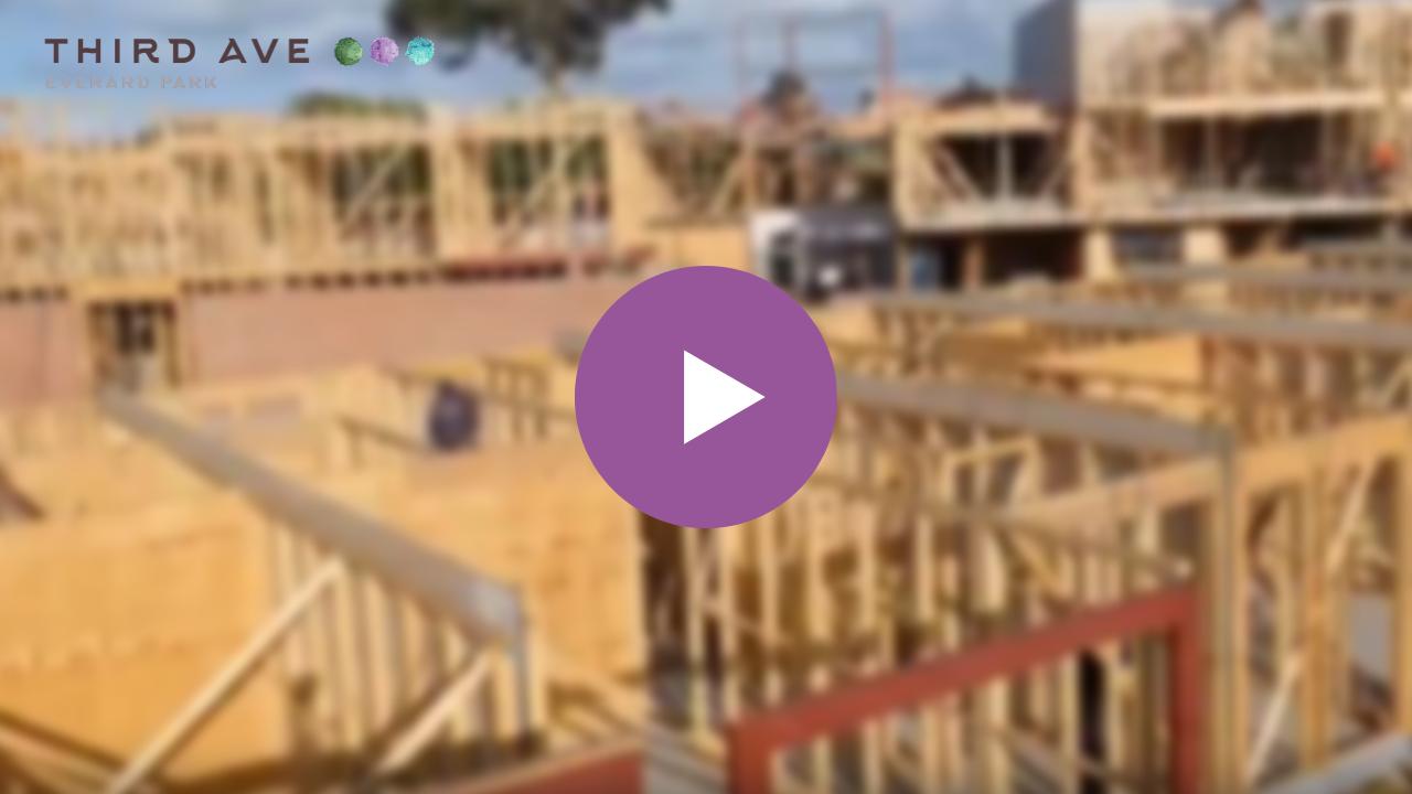 Live Third Avenue - Construction Progress Oct-Nov 2019