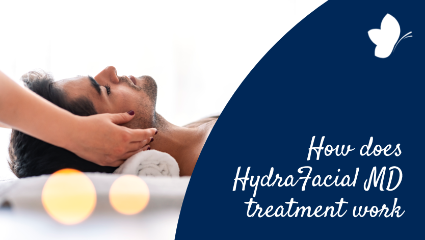 How does HydraFacial MD treatment work [g7oYS4RJk0c]