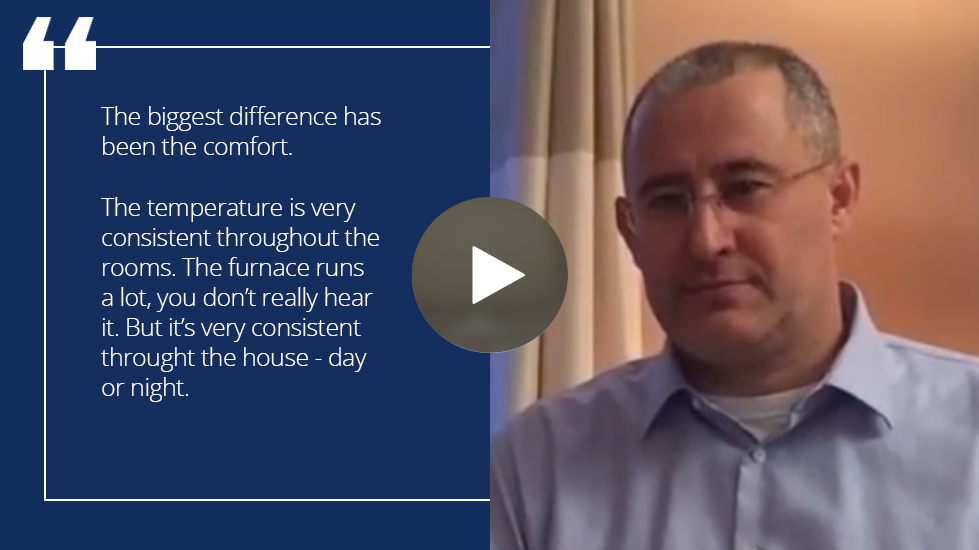 Your Experience with a Furnace Installed by Central