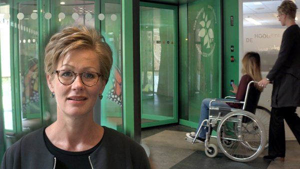 #3 Toegankelijkheid mensen met beperking