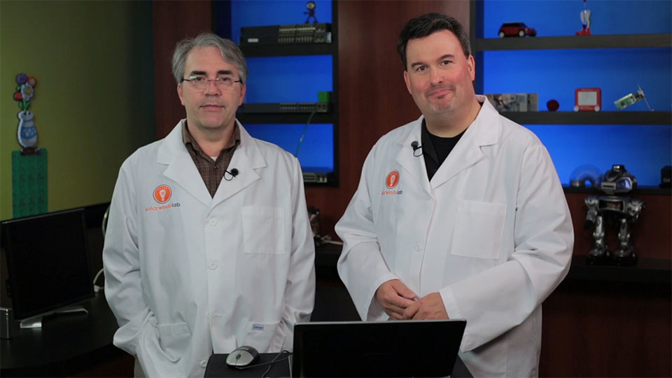 SolarWinds Lab #6: Orion Performance Tuning in a Virtualized Environment
