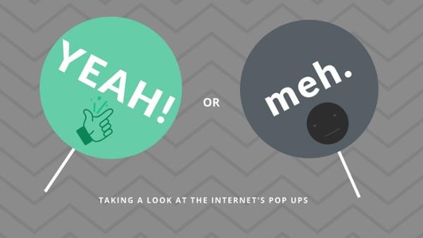 Yeah! or Meh. | Pop Up Episode 1