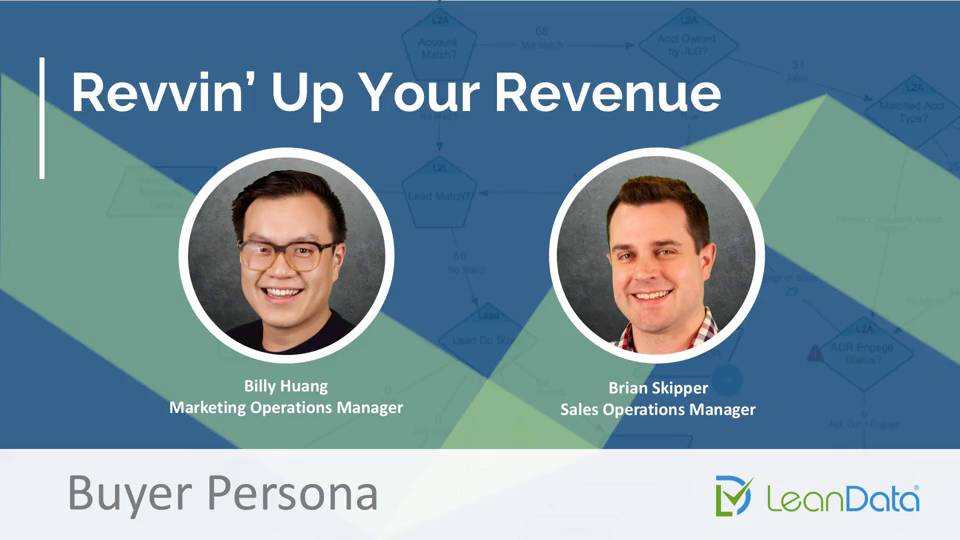 Revvin' Up Your Revenue - Buyer Persona