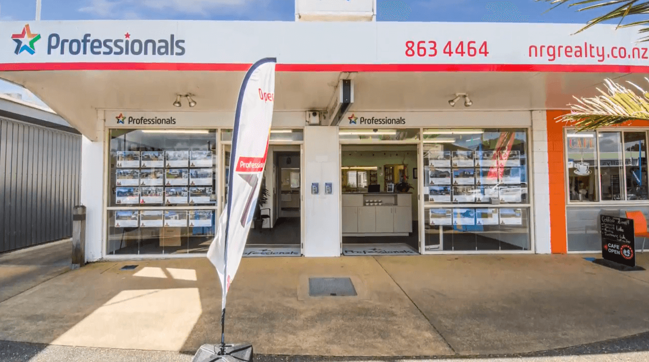 Professionals NRG Realty - Waihi Beach office profile