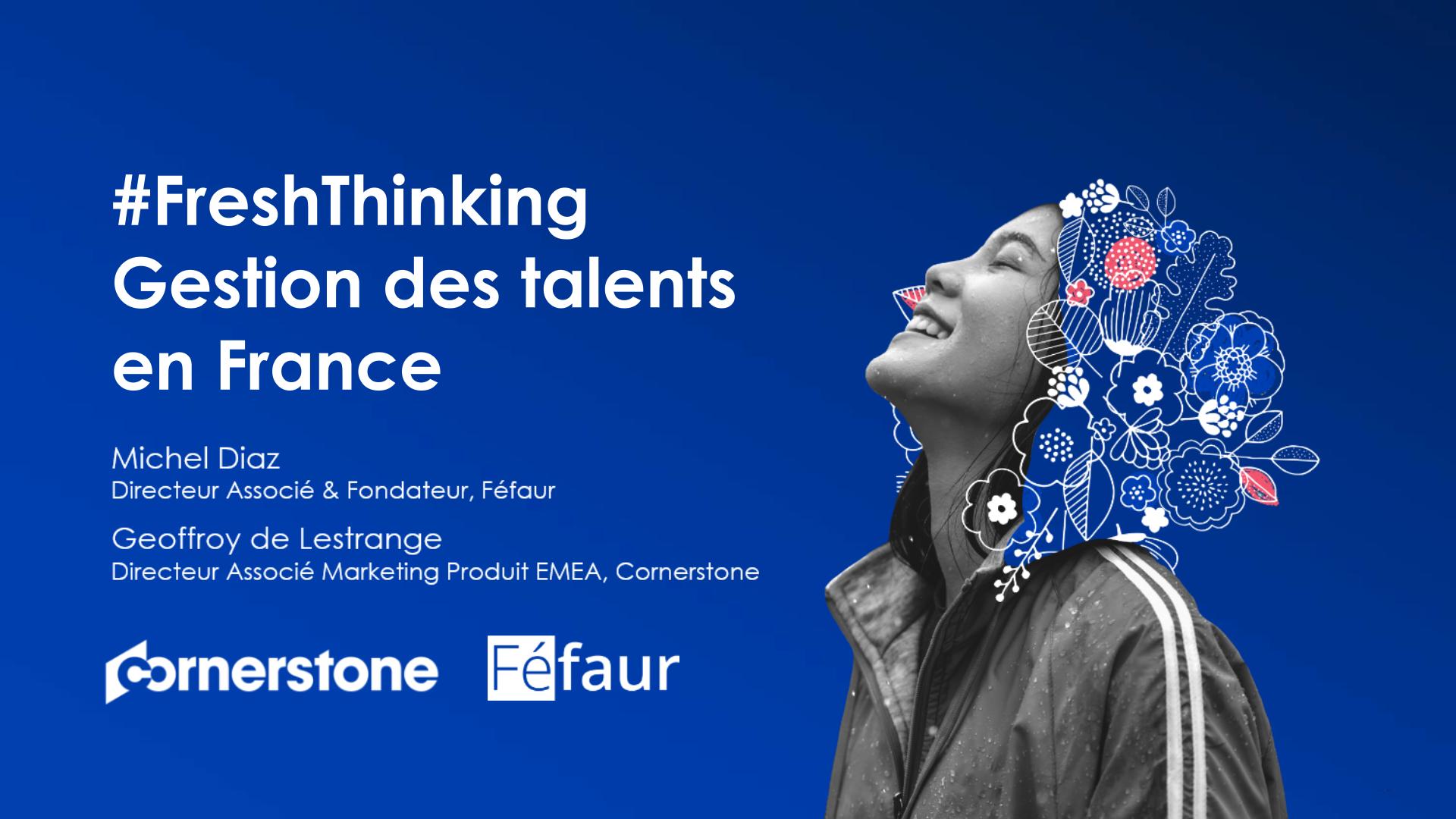 La gestion des talents dans les entreprises françaises - édition 2019
