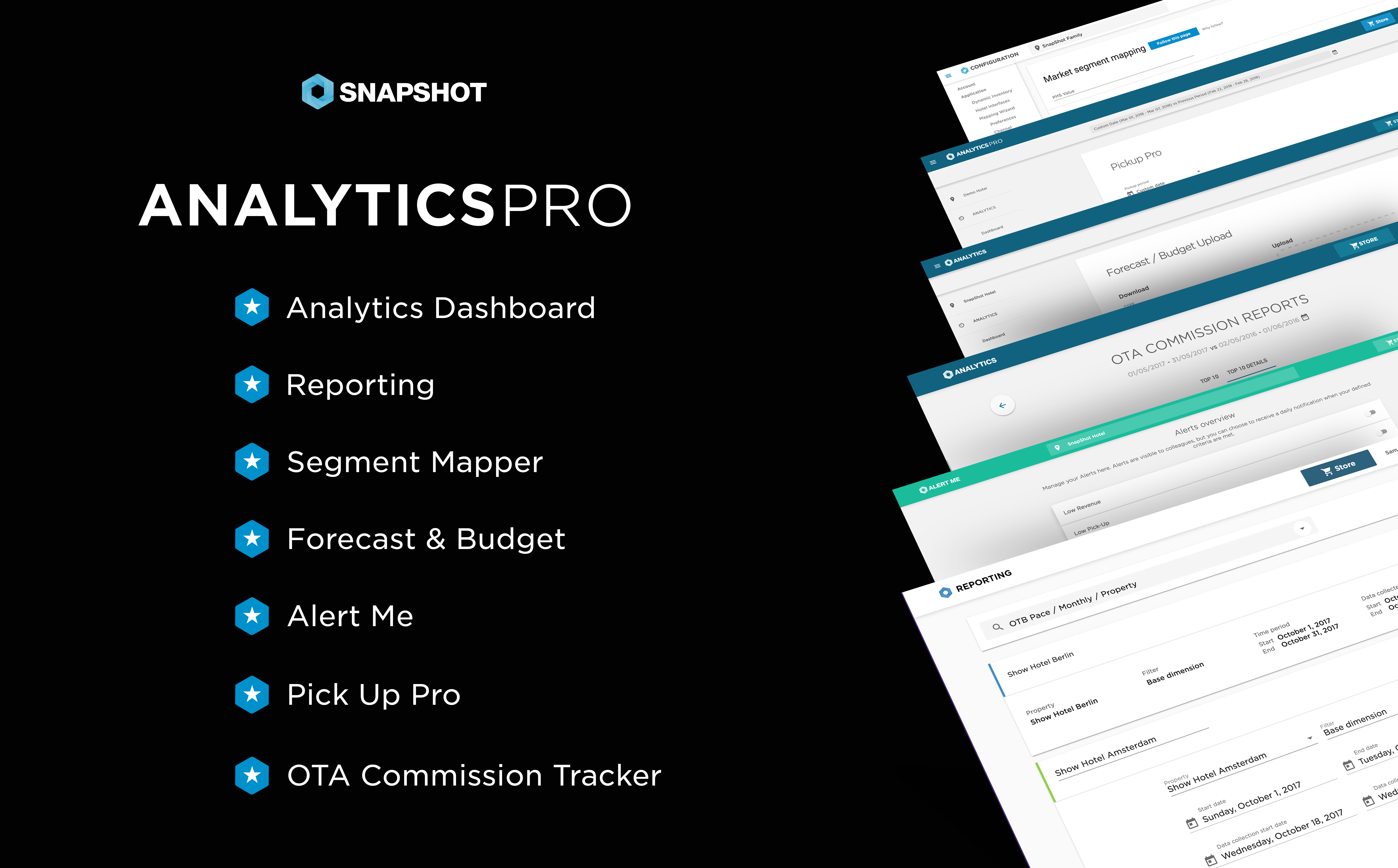 SnapShot AnalyticsPro Overview