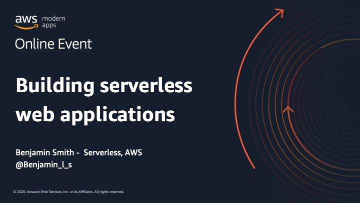 Building Serverless Web Applications_Ben Smith