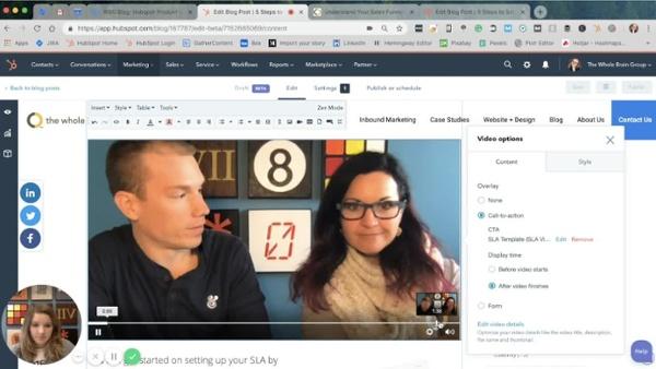 Video CTAsForm Tutroial FIN