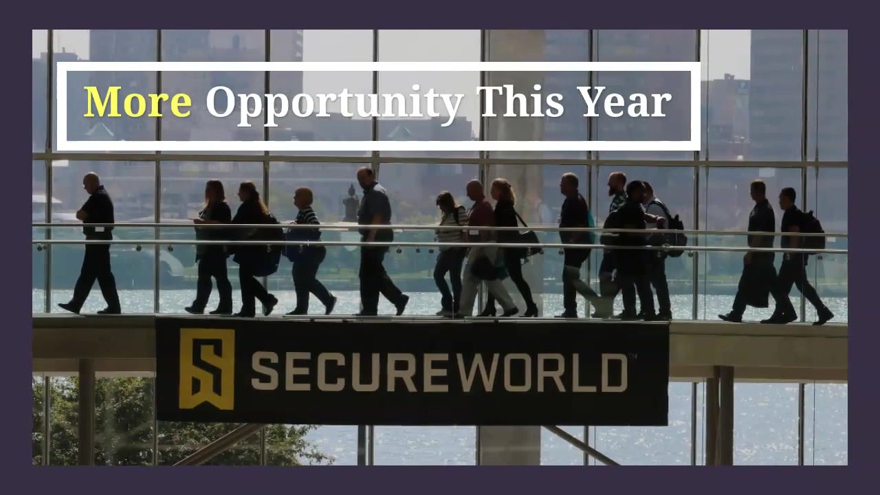 SecureWorld_2020_promo reel_More