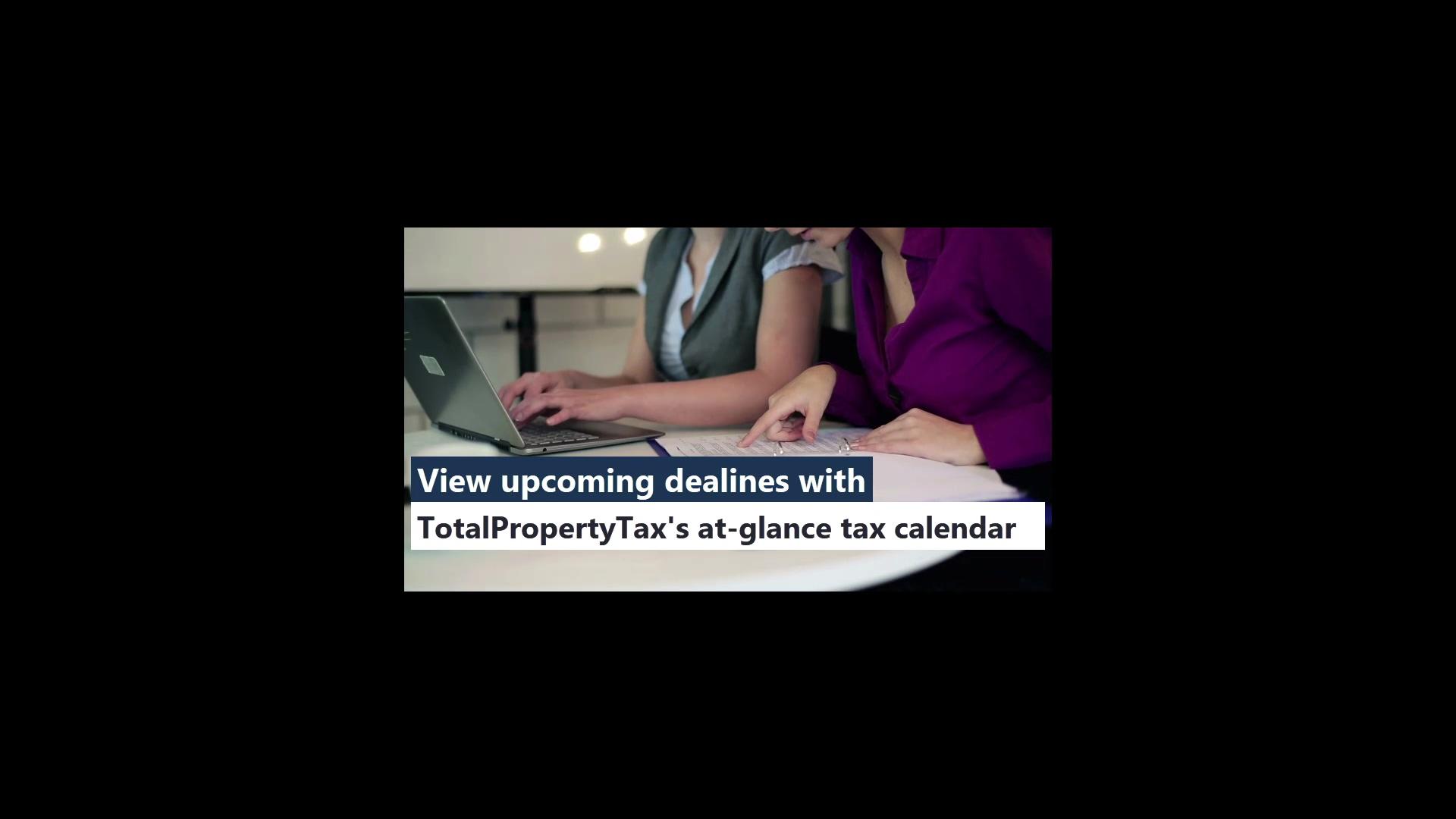 TotalPropertyTax-Tax-Calendar