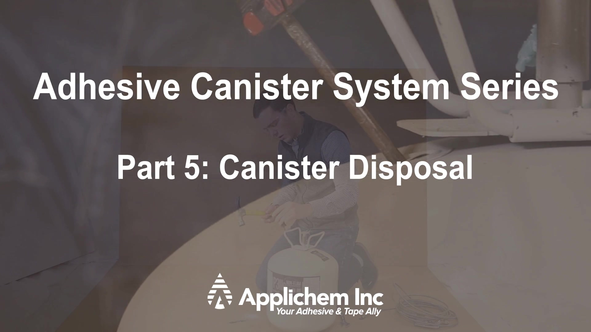 5 - Canister Disposal