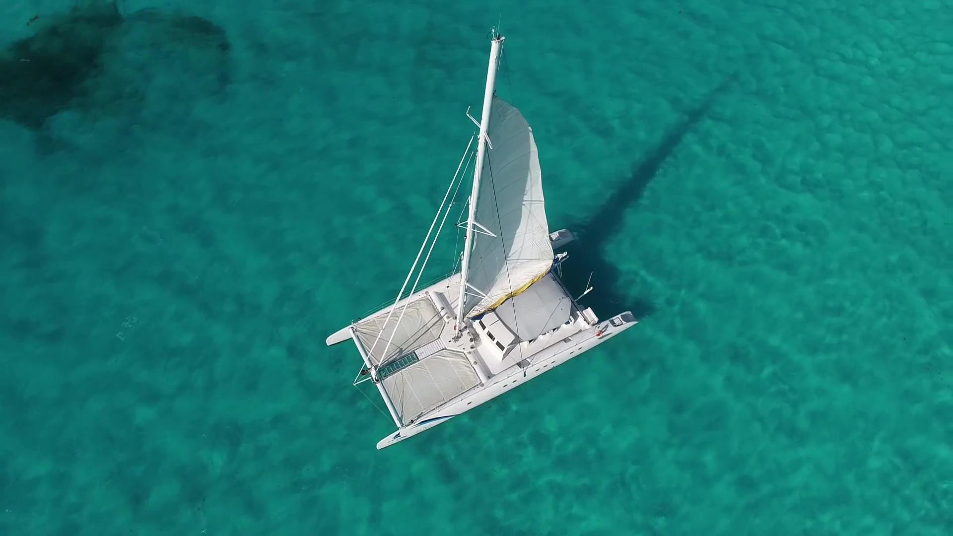 Catamaran Sea Passion III