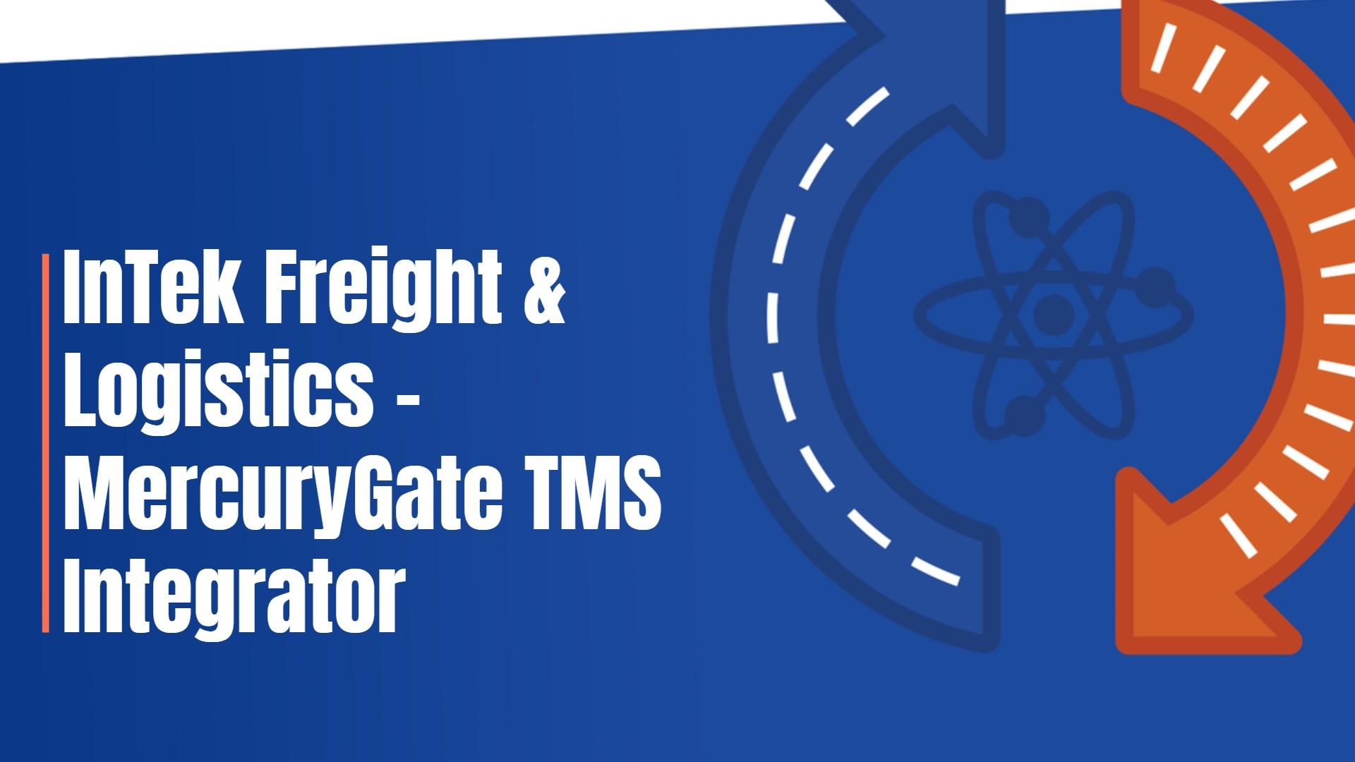 MercuryGate TMS Integrator