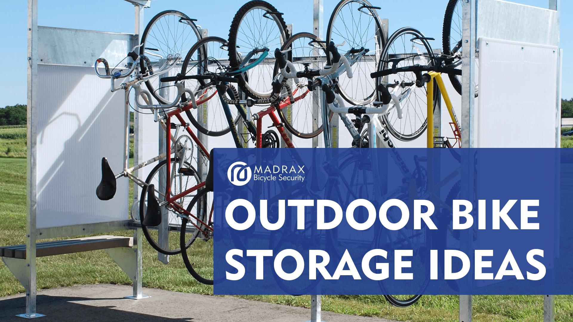 Outdoor Bike Storage Ideas Website