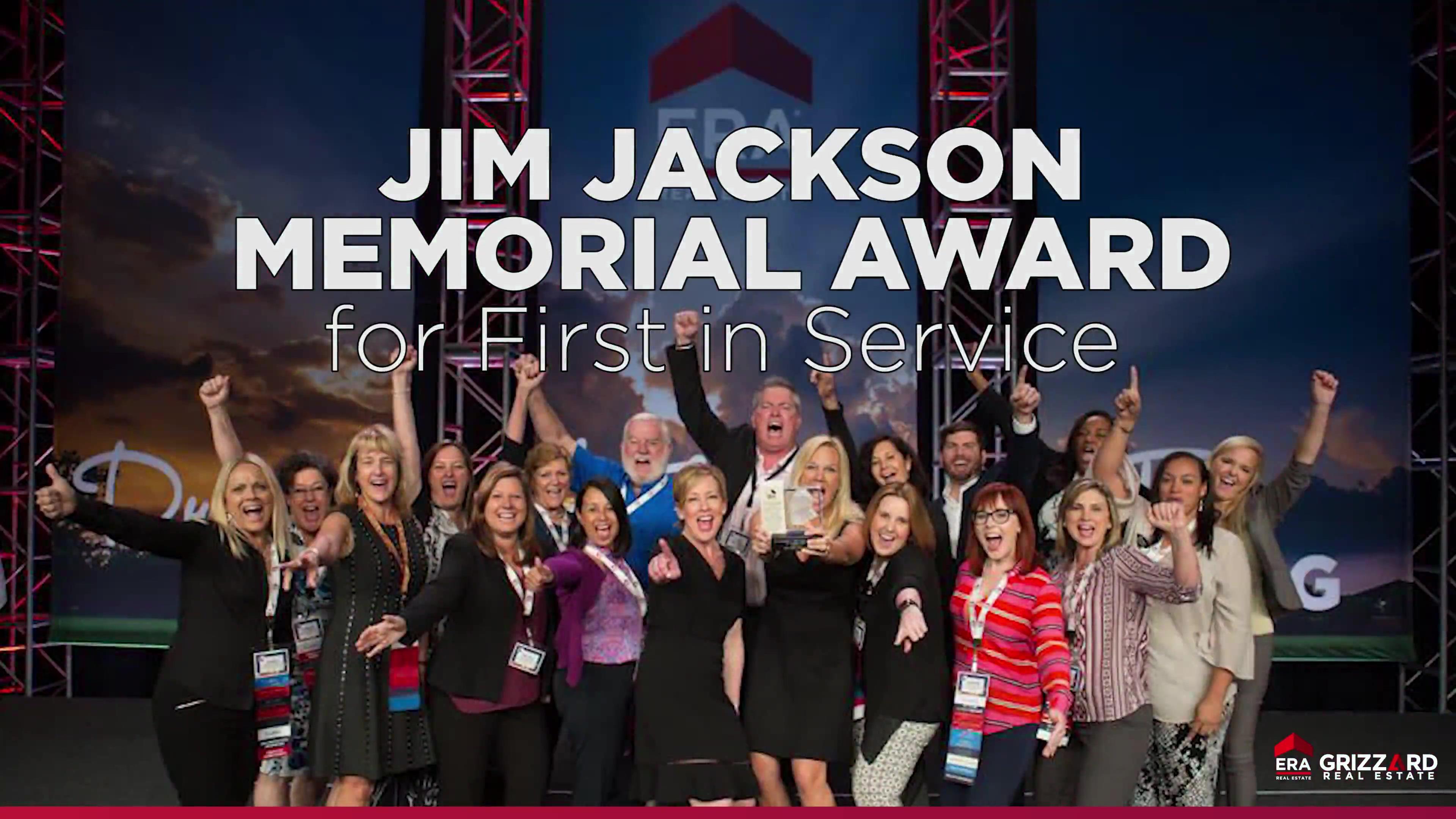Jim Jackson Memorial Award Winner