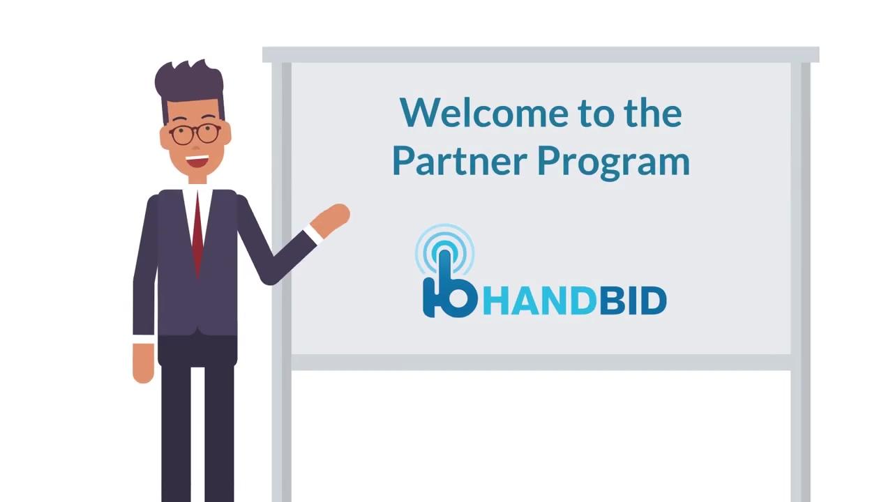 Handbid's Partner Program