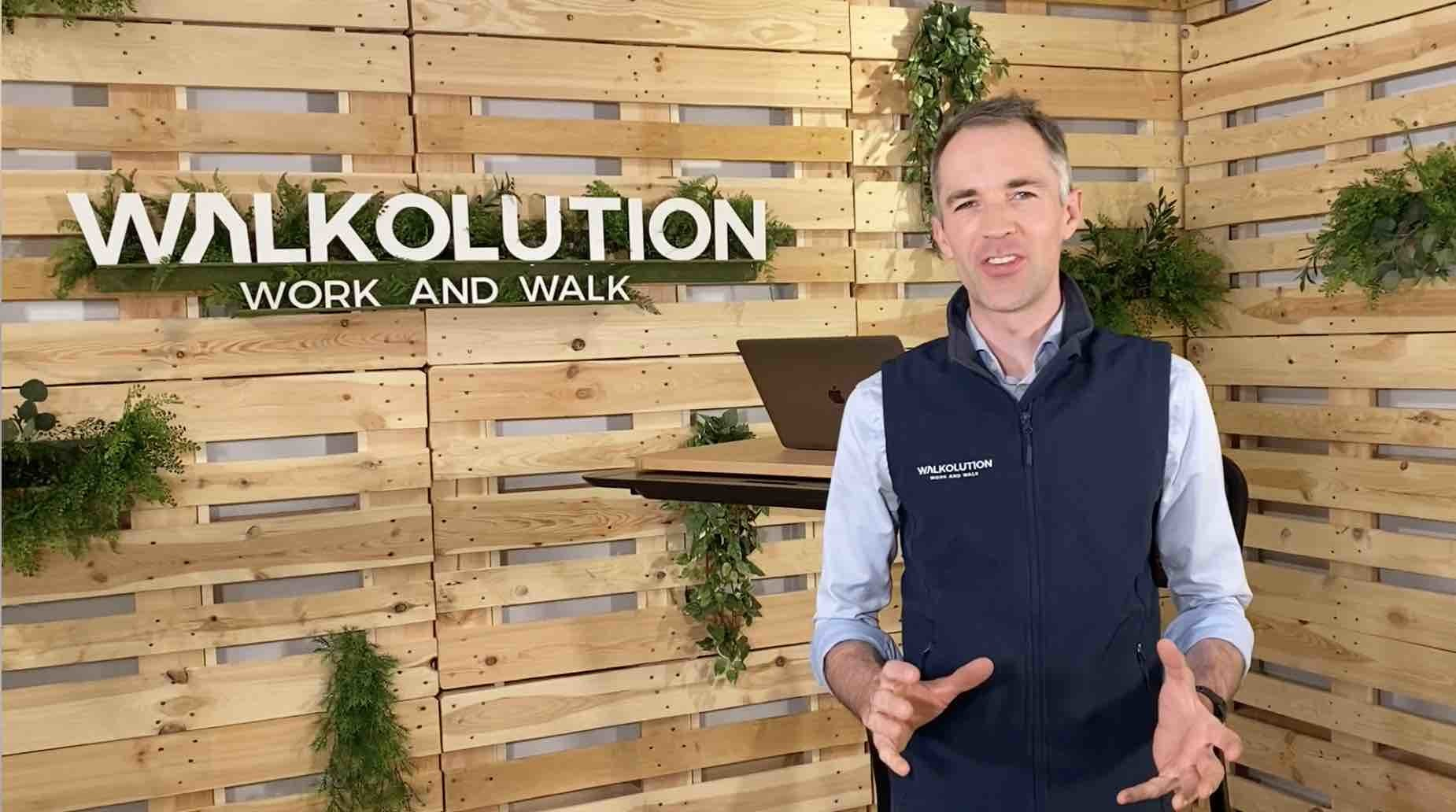 WALKOLUTION - Product Demonstration