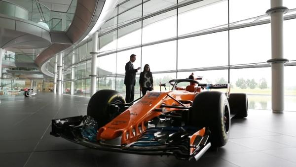 McLaren Video Case Study