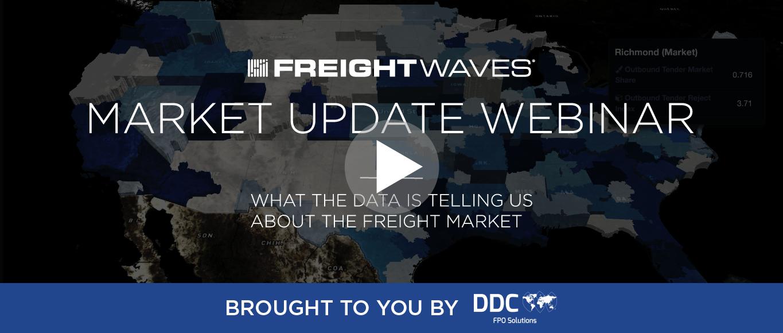 DDC FreightWaves Market Update Webinar March 2020