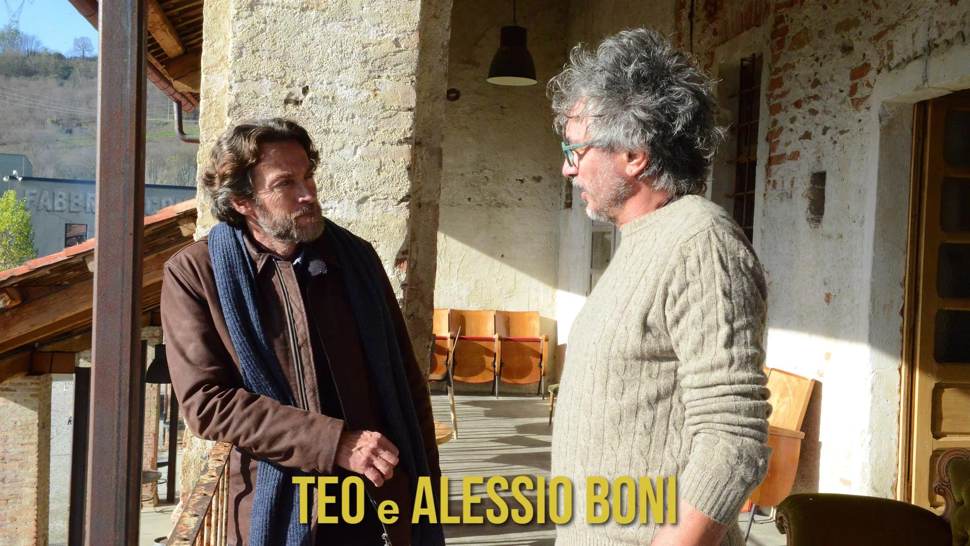 Teo+Alessio Boni