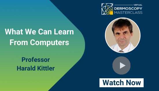 What can we learn from the computers - Harald Kittler - DRMCL