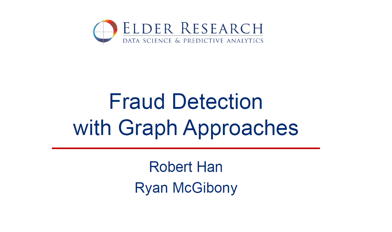 Webinar_Detecting Fraud Rings with Graph Databases-1