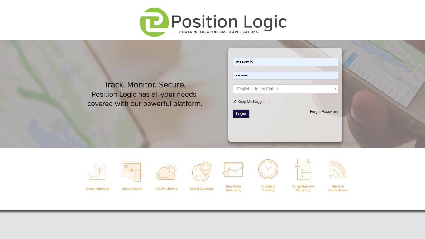Comprehensive LBS Platform