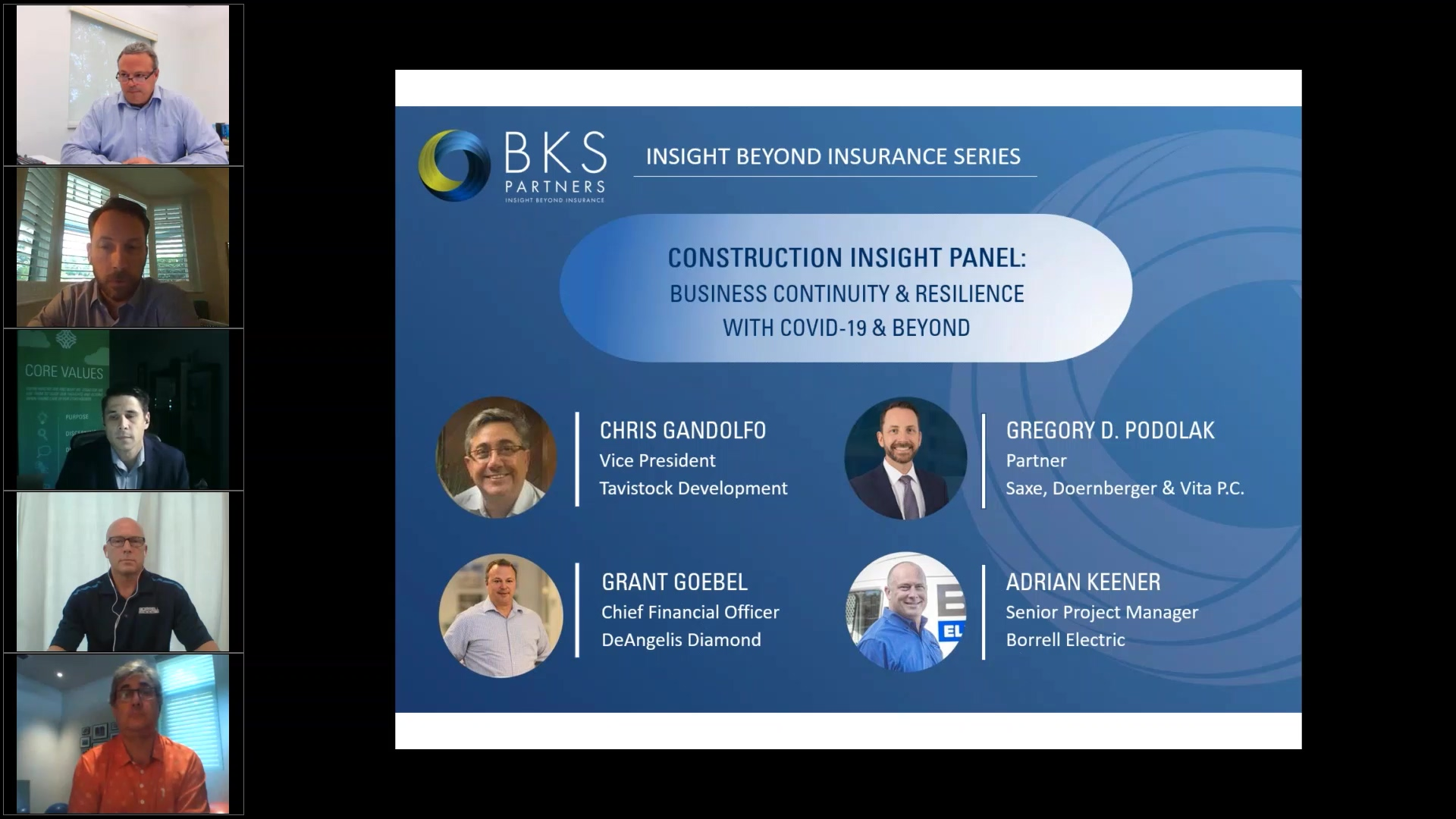 Construction Insight Panel Trimmed