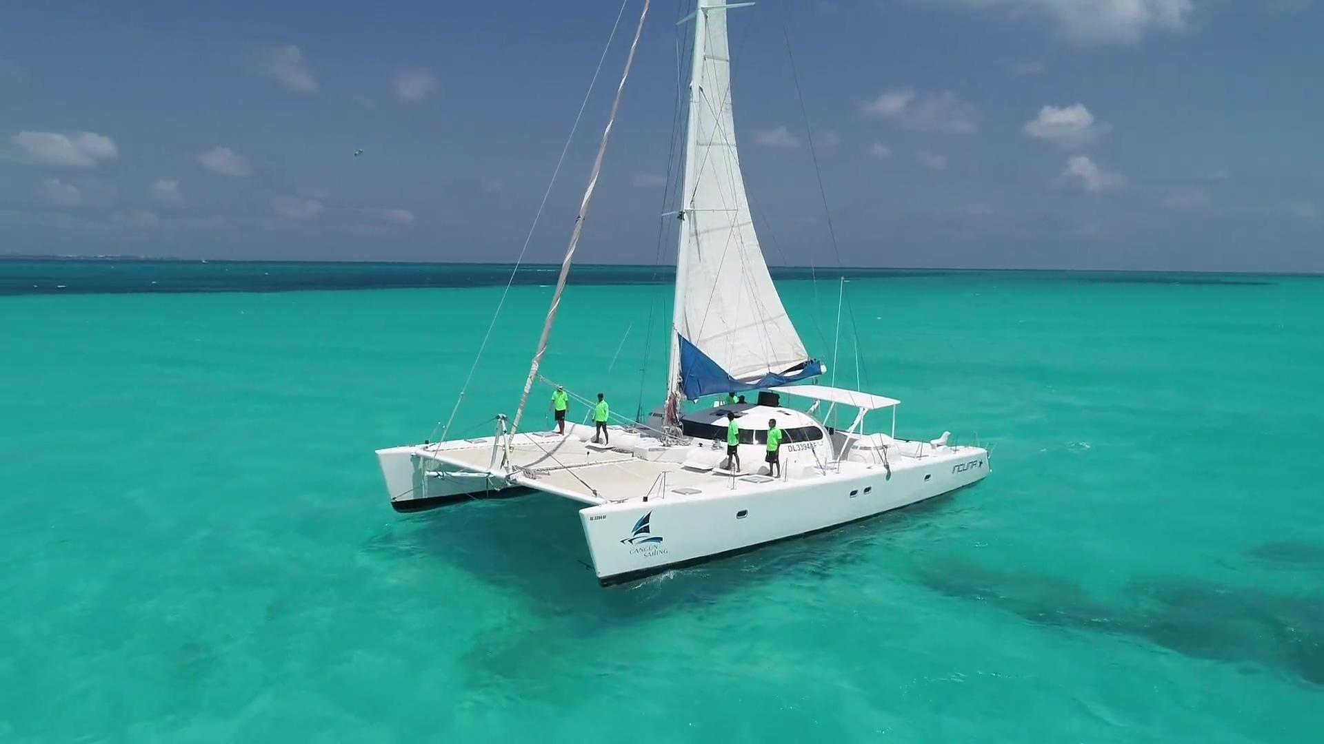 Catamaran Induna