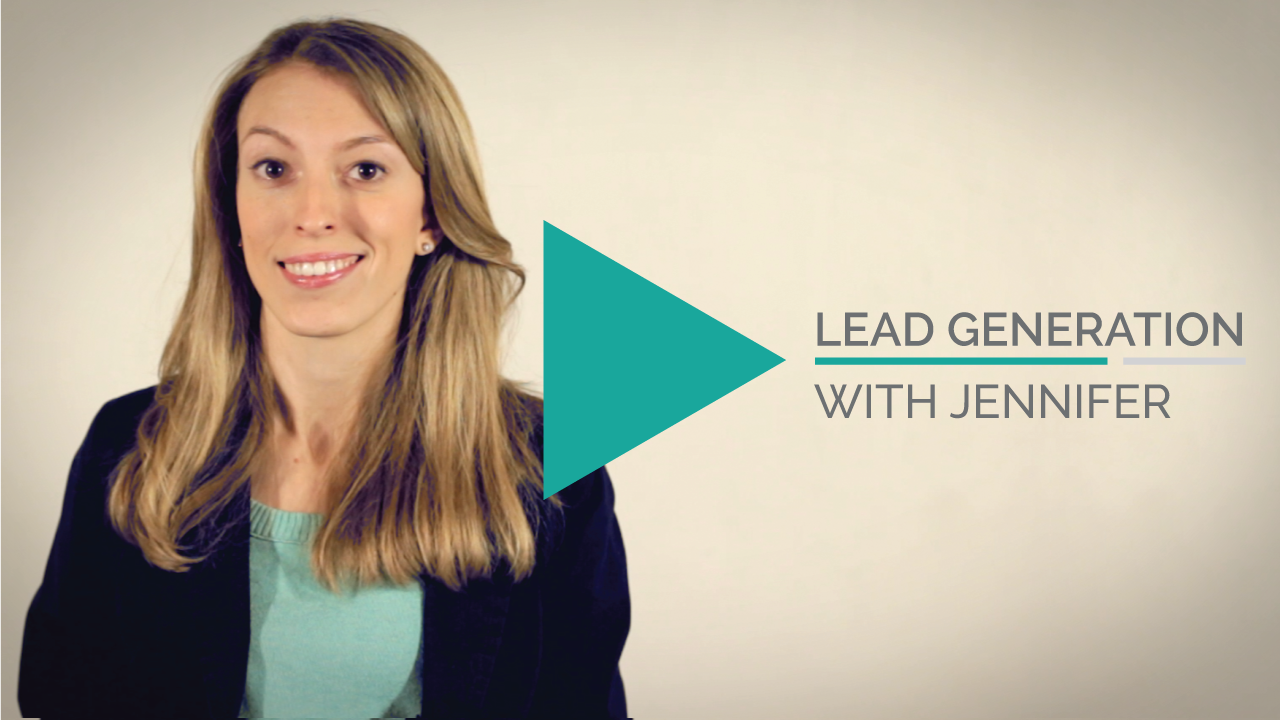 Vidyard Tour: Lead Generation