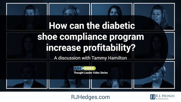 7_ How can the diabetic shoe compliance program increase profitability