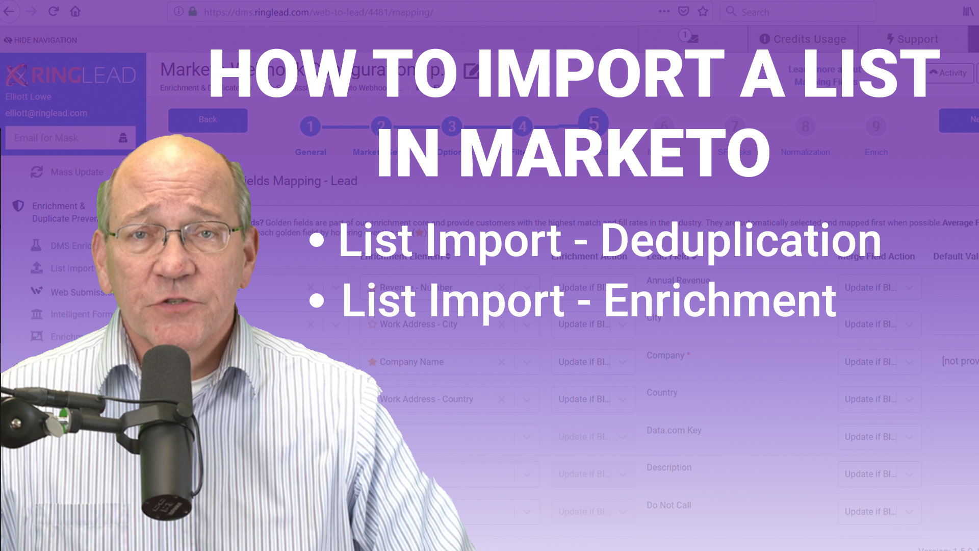 Best Practices for Importing a List to Marketo