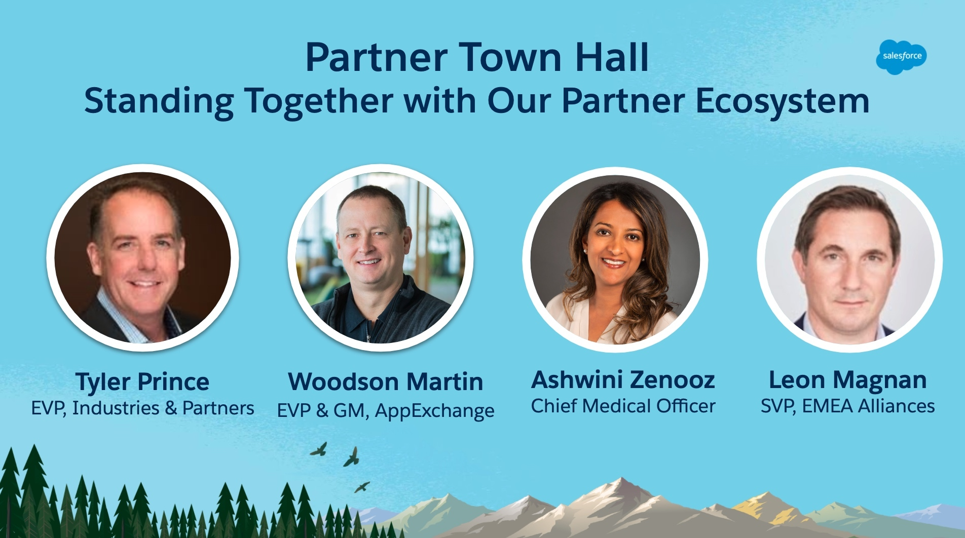 Partner Town Hall: Standing Together with our Partner Ecosystem