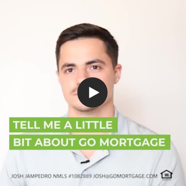 GO Mortgage - Josh Jampedro - About__