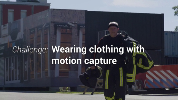 10 Moves - Clothing and mocap
