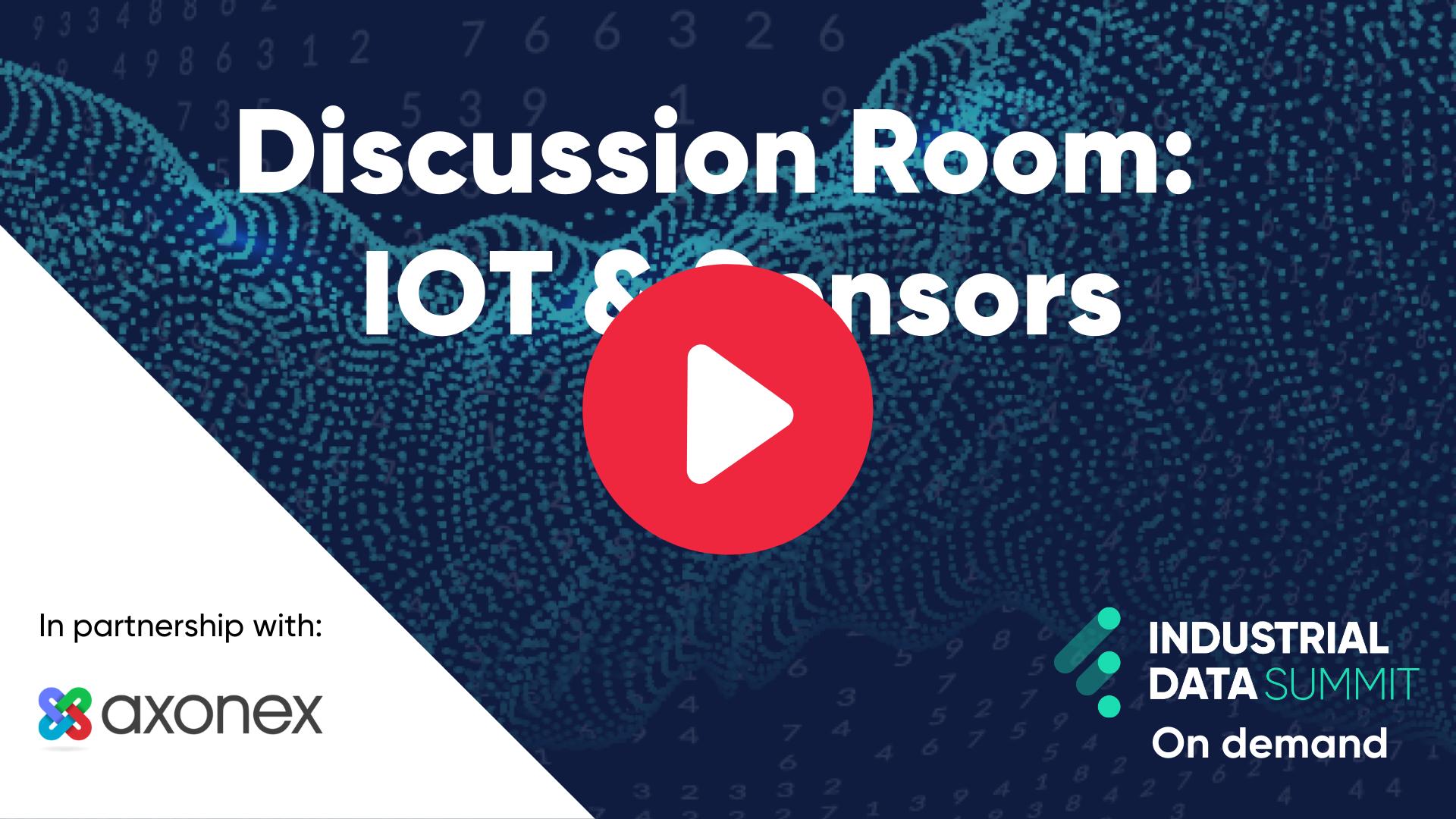 IDS - IoT & Sensors DR