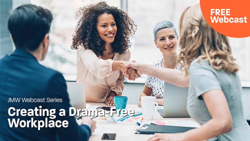 Creating a Drama-Free Workplace Webast