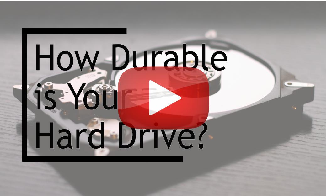 HDD Durability