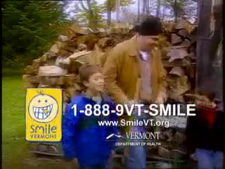 Smile Vermont _Dad_