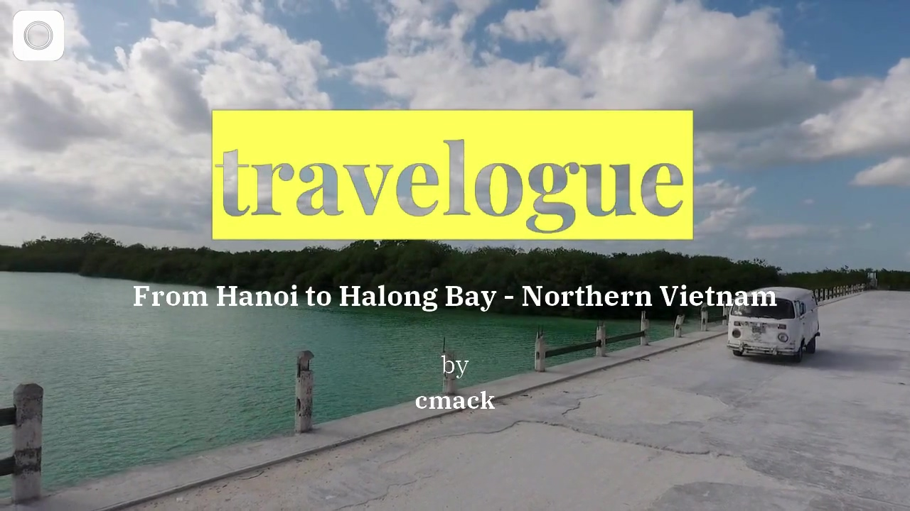 From Hanoi to Halong Bay - Northern Vietnam_HD video - Royalty free licence