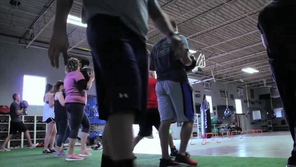 MTT Adult boxing