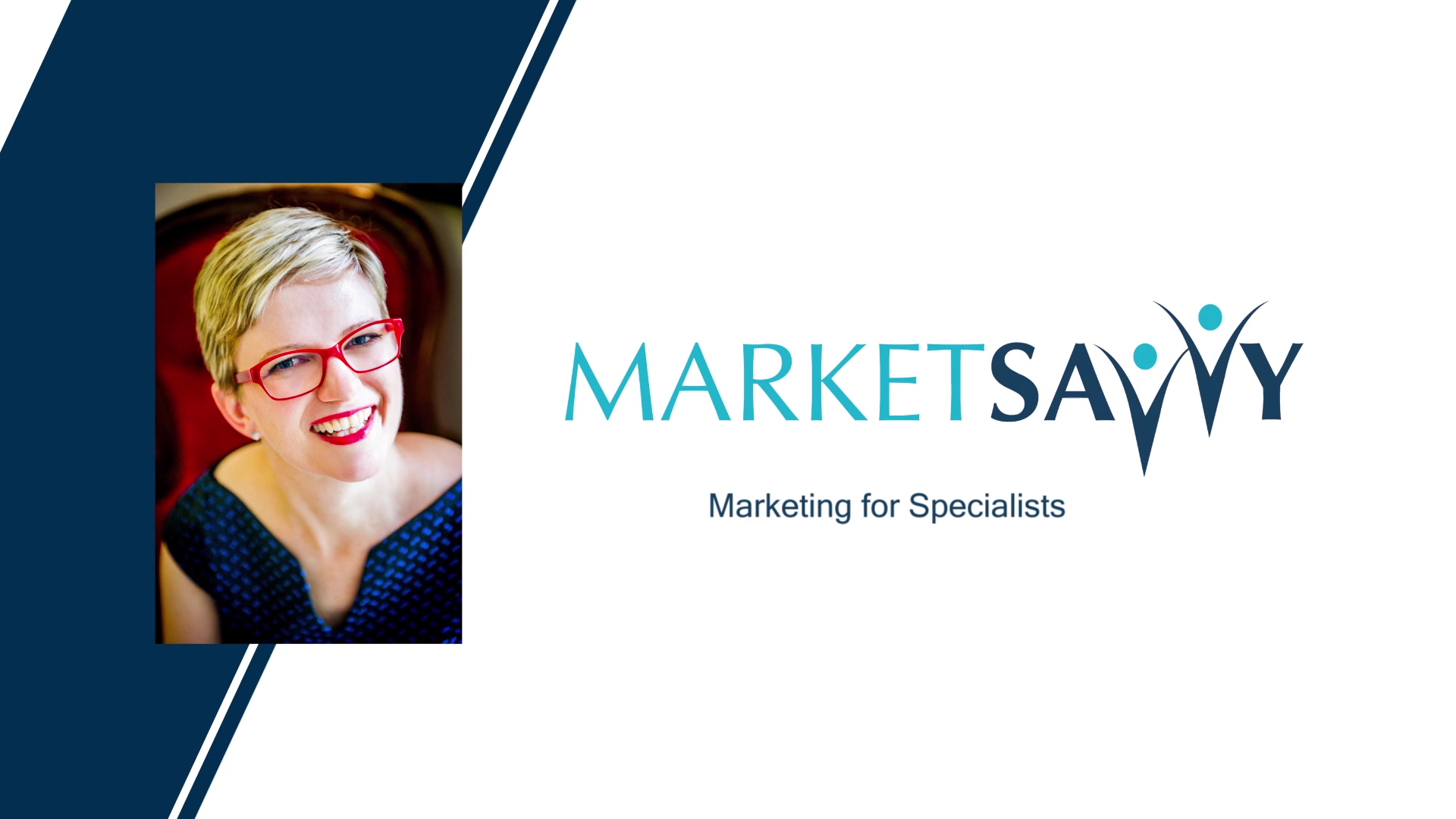 Market Savvy - Services for Specialists