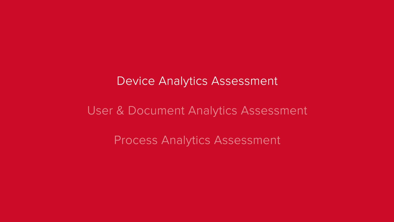 An introduction to Device Analytics Assessment (compressed)