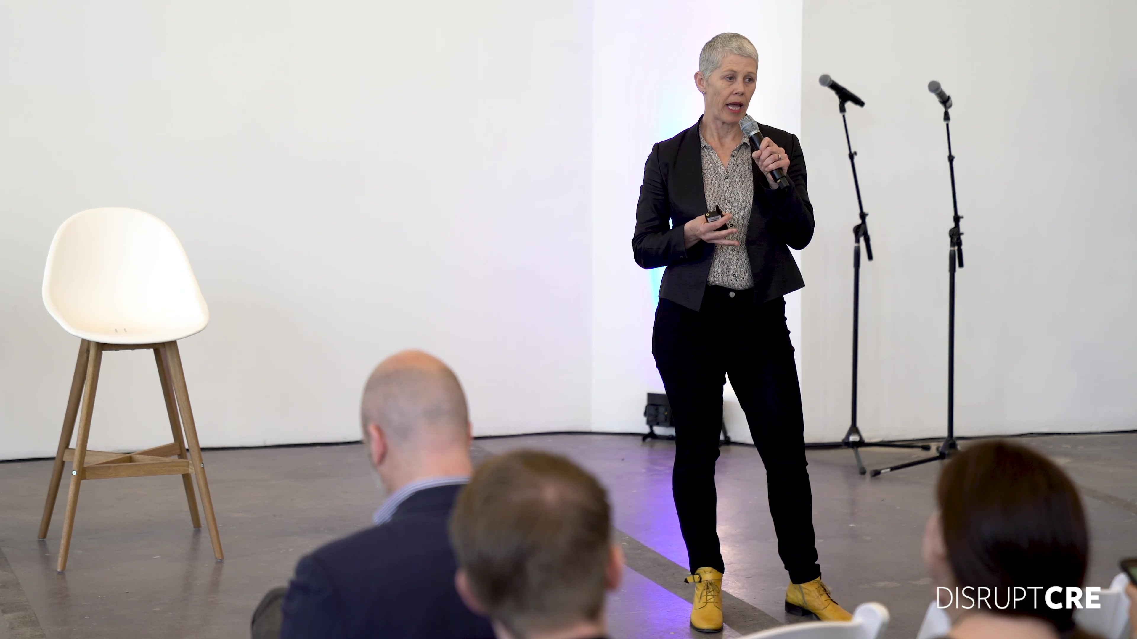 DisruptCRE Chi 2019 - Unlocking the Value of Building Data