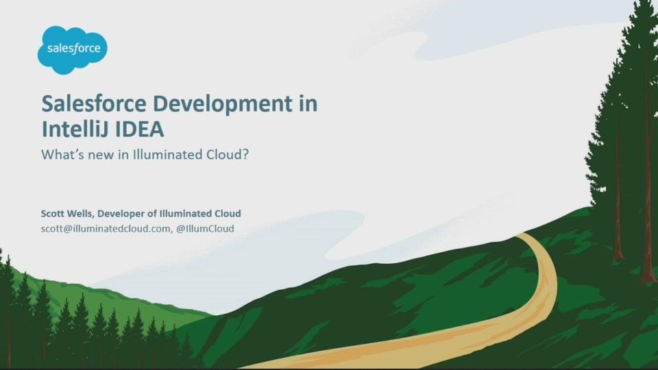 Salesforce Development in IntelliJ IDEA: What's New in