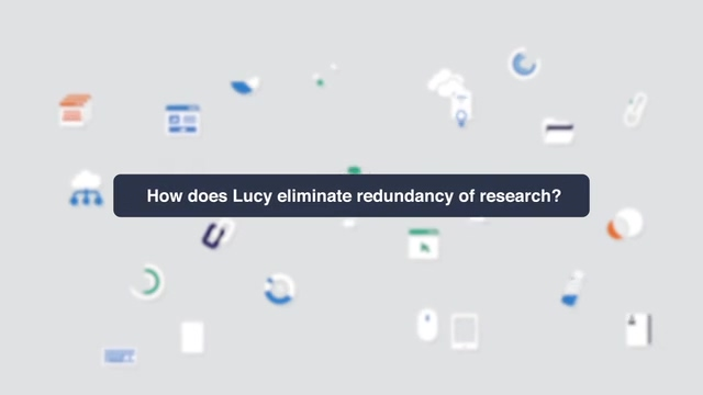 3. How does Lucy eliminate redundancy of research_ (1)