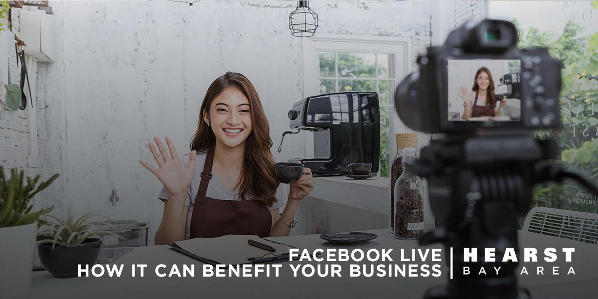 Benefits of FB Live Article