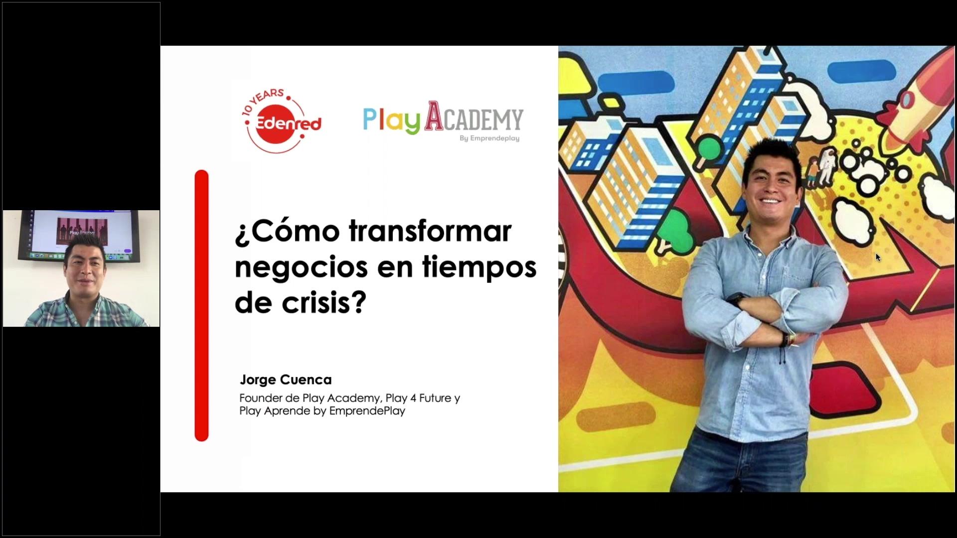 14 clip webinar ¿Cómo transformar negocios en tiempos de crisis?